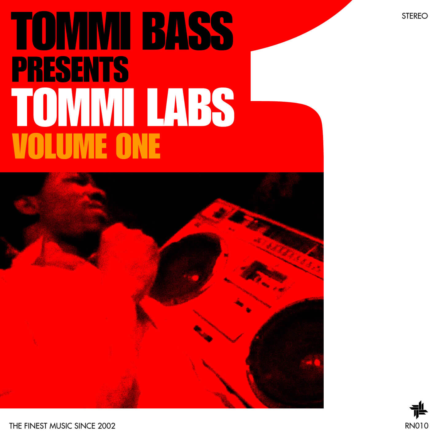 Tommi Labs Volume One - Tommi Bass