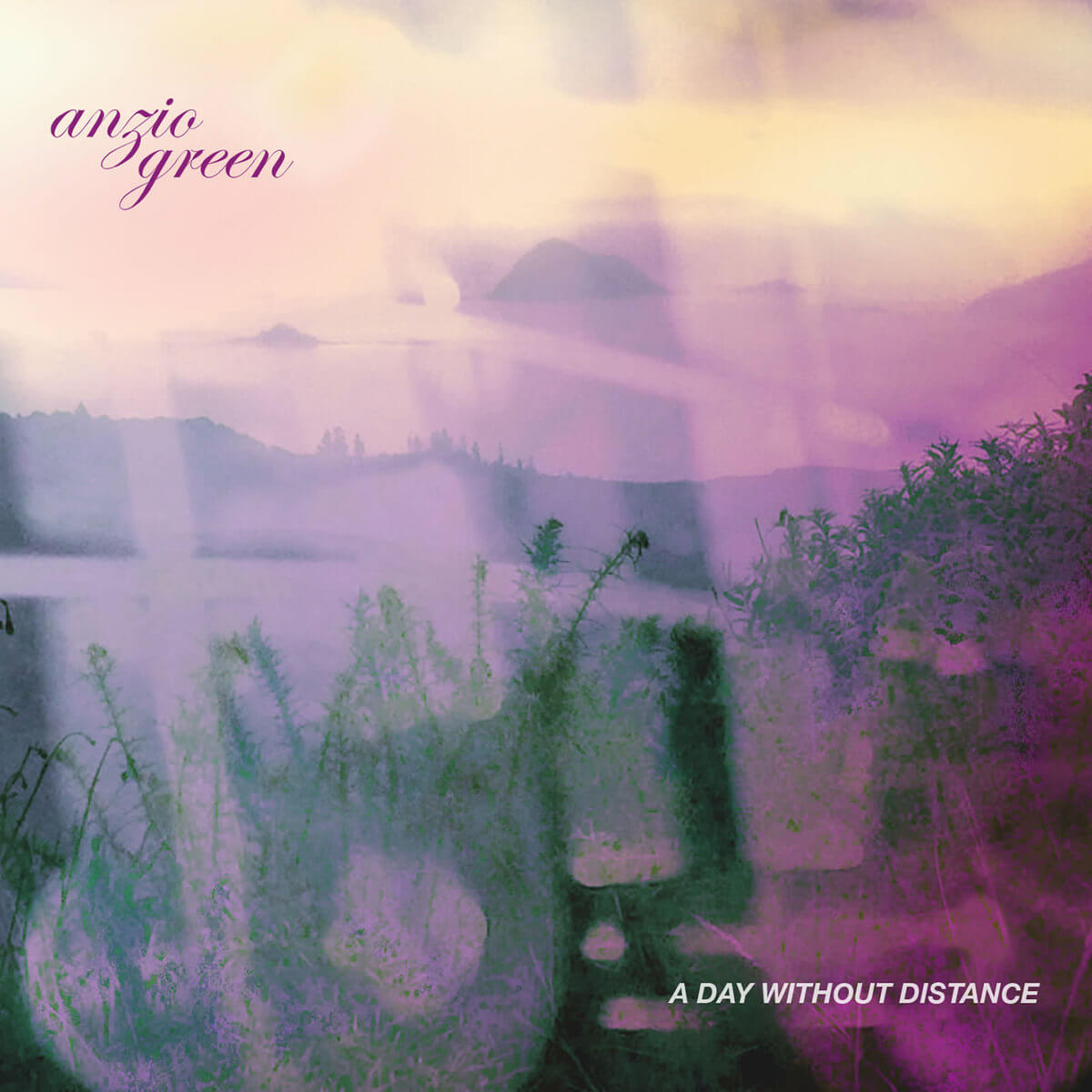 A Day Without Distance - Anzio Green
